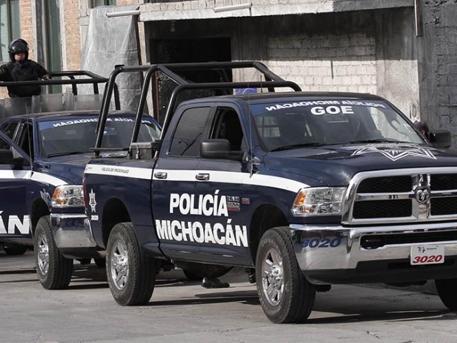 Cae 'El Leto', presunto jefe de plaza del CJNG en Michoacán