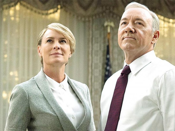 Revisa Netflix: Ya llegó House of Cards, quinta temporada