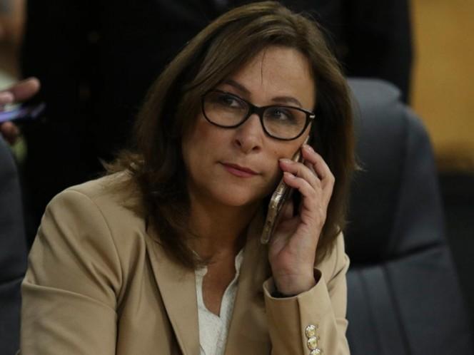 Ana Winckler denuncia a Nahle; la diputada lo celebra