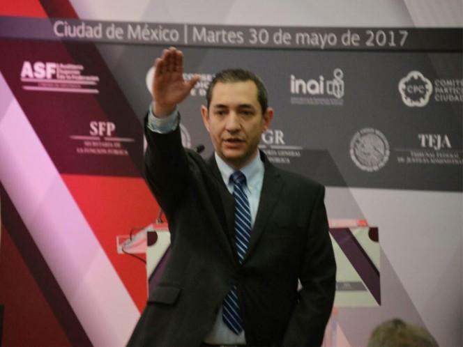 Nombran a inexperto como secretario del Sistema Nacional Anticorrupción