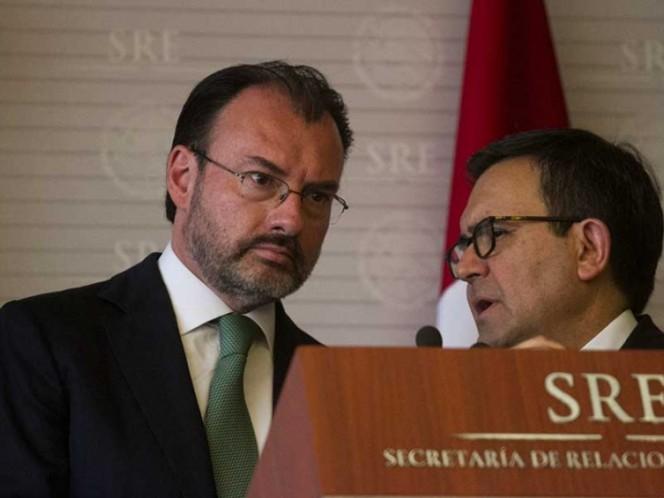 TLCAN concluirá antes de elecciones de 2018: SRE