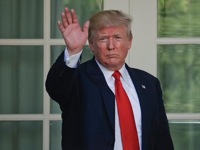 Trump saca EE UU del acuerdo de París sobre el cambio climático