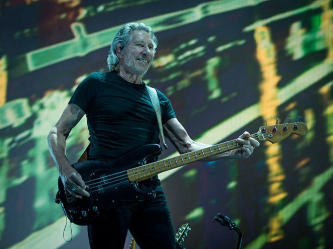 Escucha el nuevo álbum de Roger Waters
