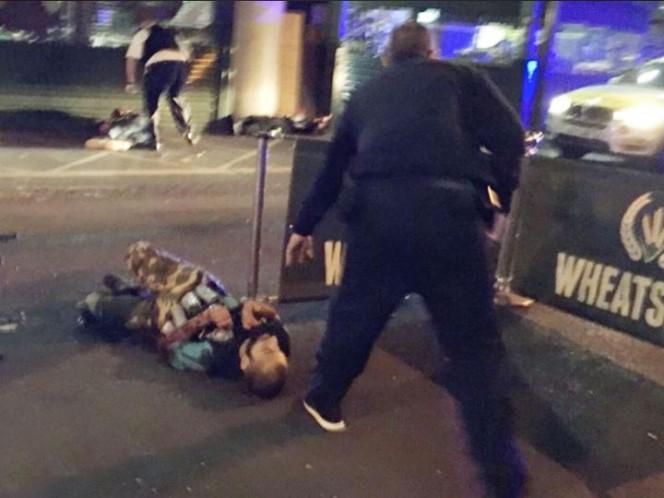 Policía de Londres atiende tres incidentes que habrían dejado varios heridos