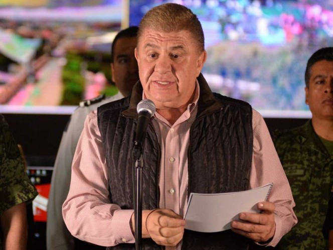Manzur Quiroga confirma desaparición de representantes de Morena en Edomex
