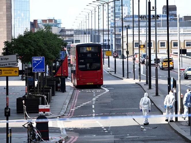 Fiscalía de París investigará atentado de Londres