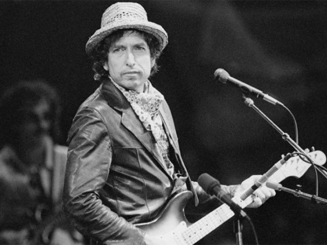 Bob Dylan aceptó el Premio Nobel de Literatura 2016