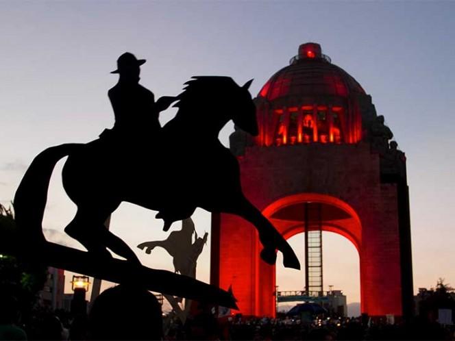 Conmemoran el natalicio del General Francisco Villa en Lerdo