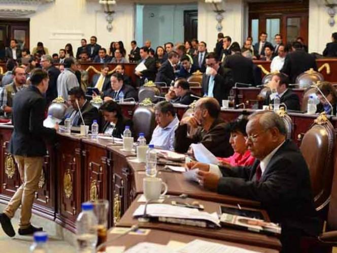 ALDF aprueba Ley Electoral con observaciones de Consejería