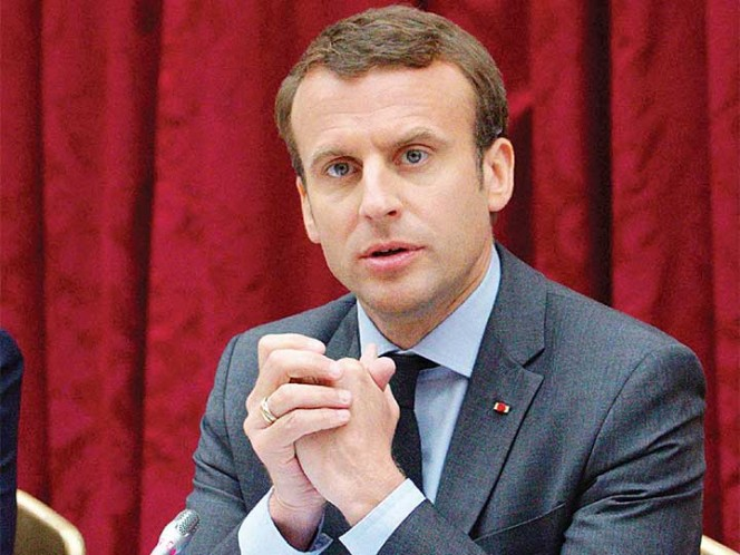 Partido de Macron gana primera vuelta de legislativas francesas