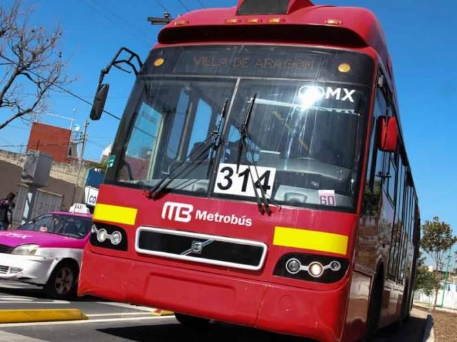 Metrobús en Reforma tendrá tarifa más cara