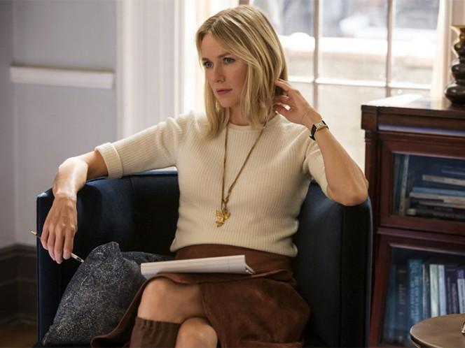 Las escenas lésbicas de Naomi Watts para su nueva serie