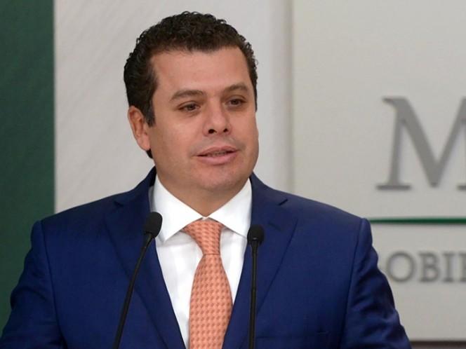 Humberto Castillejos renuncia a consejería jurídica de Presidencia