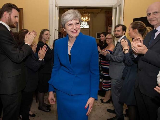 Los conservadores de Theresa May pierden la mayoría absoluta en el Parlamento