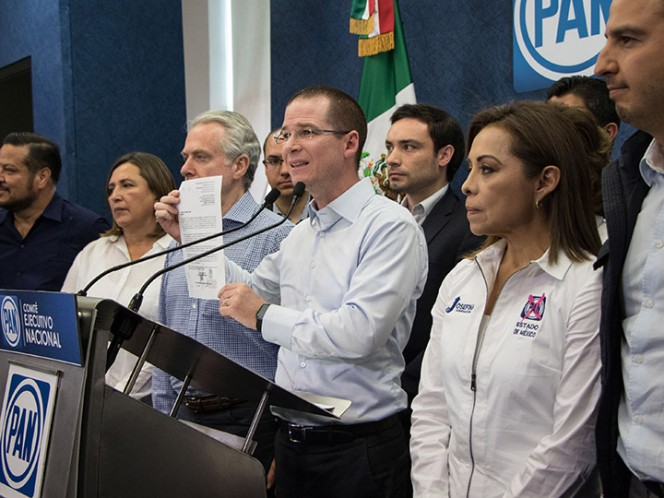 Exige PAN juicio de inconformidad tras elección en el Estado de México