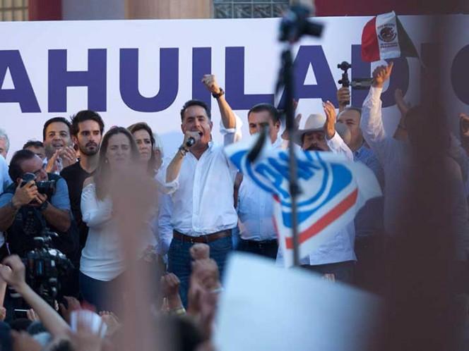 Riquelme llama la unidad y reconciliación en Coahuila