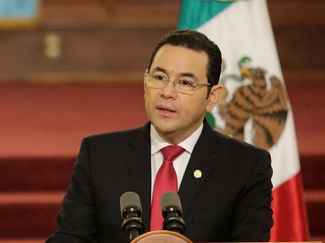 MP trasladará a la CSJ denuncia contra Jimmy Morales — HogarSeguro