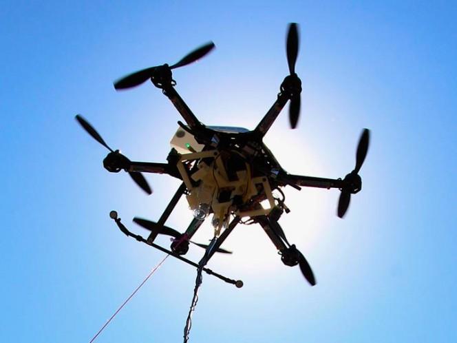 Drones con desfibriladores cardíacos pueden salvar vidas