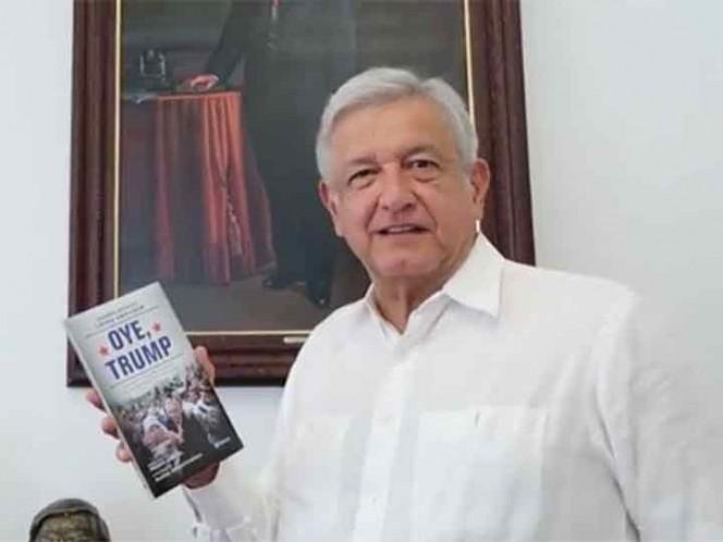 Lanza AMLO nuevo libro titulado