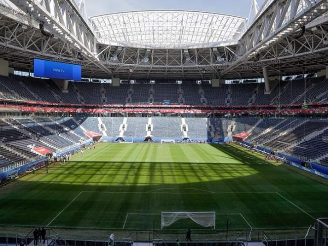 Rusia y Nueva Zelanda inaugurarán la Copa Confederaciones