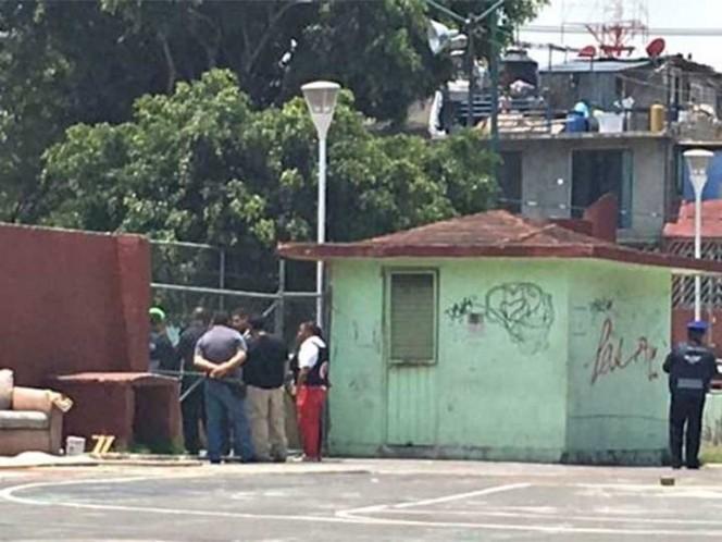 Hallan cuerpo de jovencita en cisterna en Iztacalco