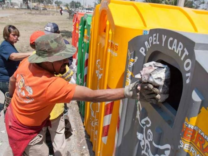 Arrancan campaña para separar basura