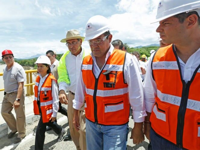 Gobierno federal mantiene apoyo a comunidades afectadas por tormentas en Oaxaca