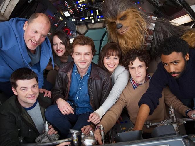 Directores del filme de Star Wars abandonan proyecto sobre Han Solo
