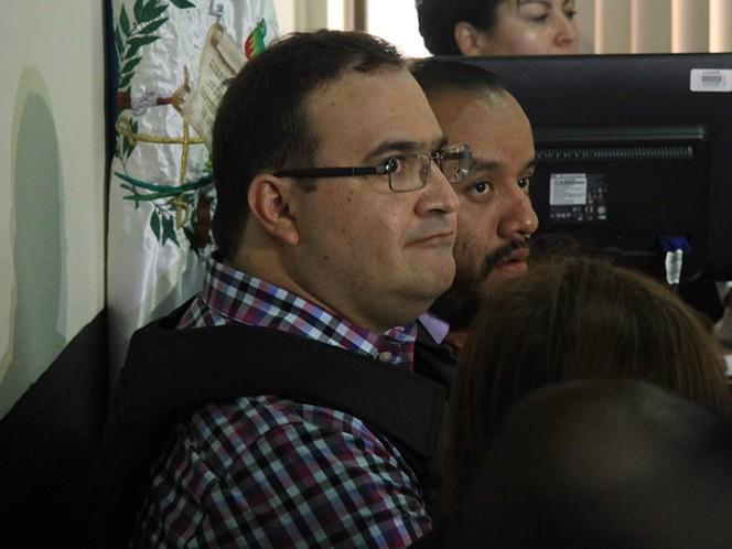 España continuará con extradición de exfuncionario de Javier Duarte