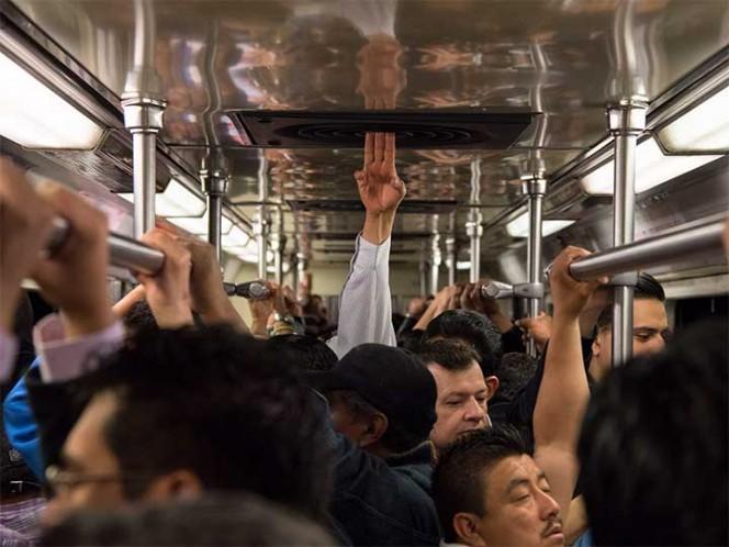 Avería en tren provoca caos en L3 del Metro