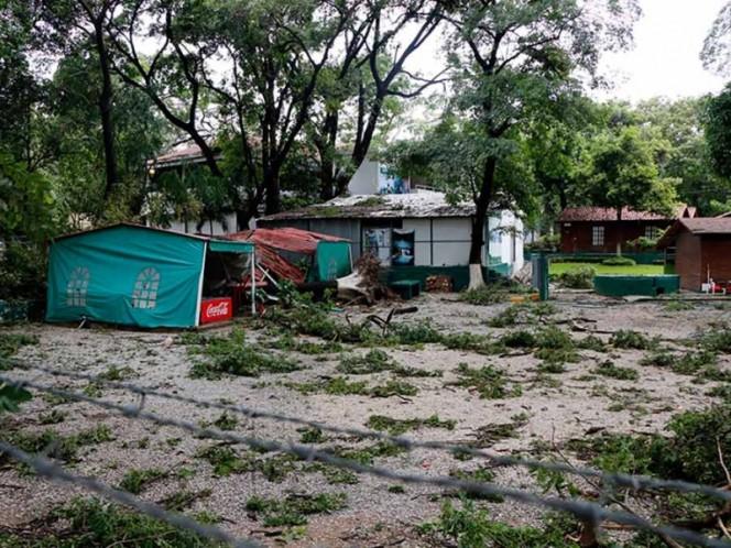 Zona de inestabilidad con potencial ciclónico provocará lluvias en Michoacán