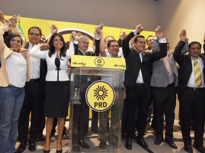 PRD aprueba Frente Amplio Democrático rumbo al 2018