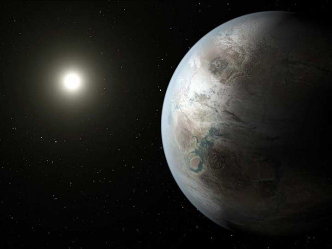 NASA niega que estén por anunciar descubrimiento de vida alienígena