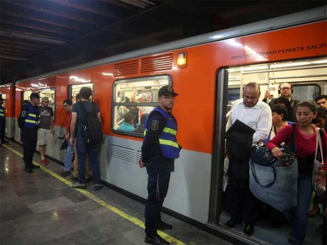 Línea 1 del Metro de Santiago se encuentra funcionando de manera parcial