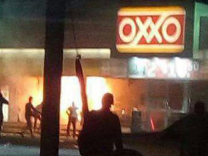 Por inseguridad, cierran tiendas de conveniencia en Apatzingán