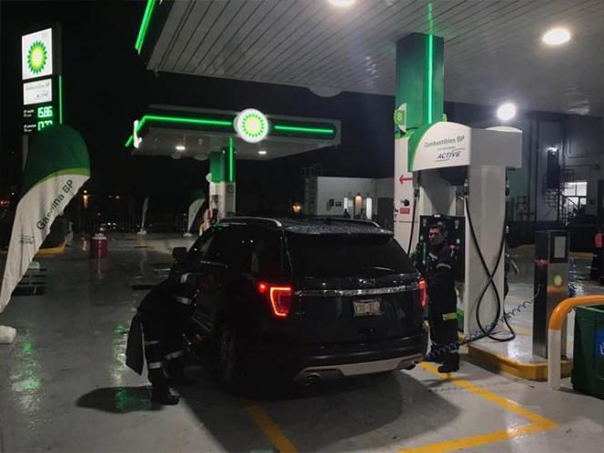 Precio de gasolina aumenta este martes