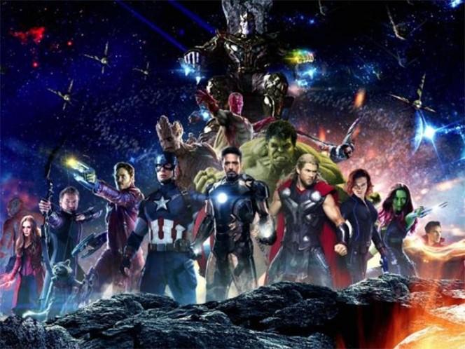 Se conoce el primer adelanto de 'Avengers: Infinity War'
