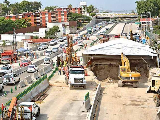 Plazo del proyecto Paso Express de la SCT vence el lunes