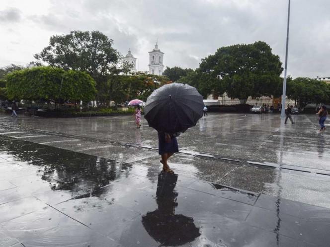 Lluvia en Chilpancingo Guerrero