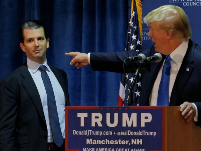 Más revelaciones sobre la reunión de Donald Jr. con la abogada rusa
