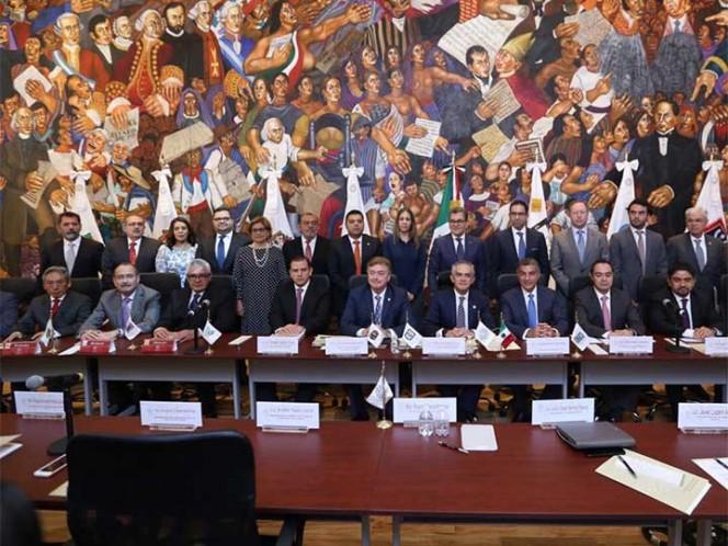La Conago exhorta a Hacienda a agilizar recursos para infraestructura