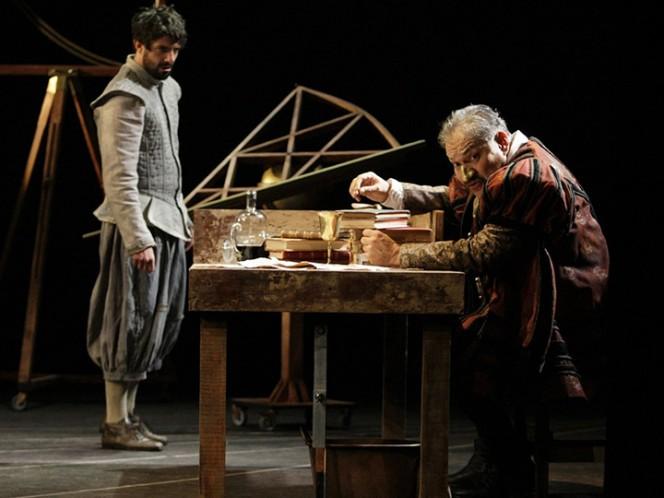 Juan Villoro estrena la obra de teatro