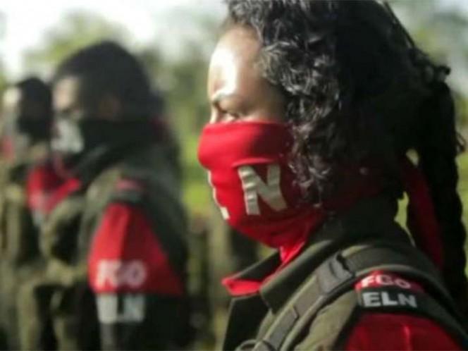 Capturan a alias 'Xiomara', jefe del ELN en Colombia — COLOMBIA