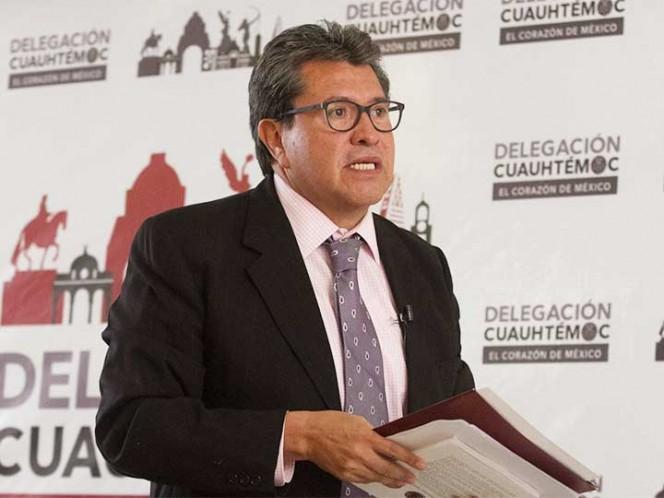 Ricardo Monreal a la cabeza para Jefe de Gobierno en 2018