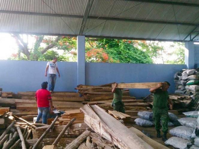 Clausura Profepa proyecto carretero en Zacatecas