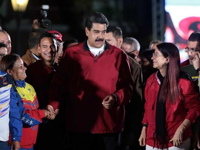 Maduro instalará la Constituyente: Entre escándalo