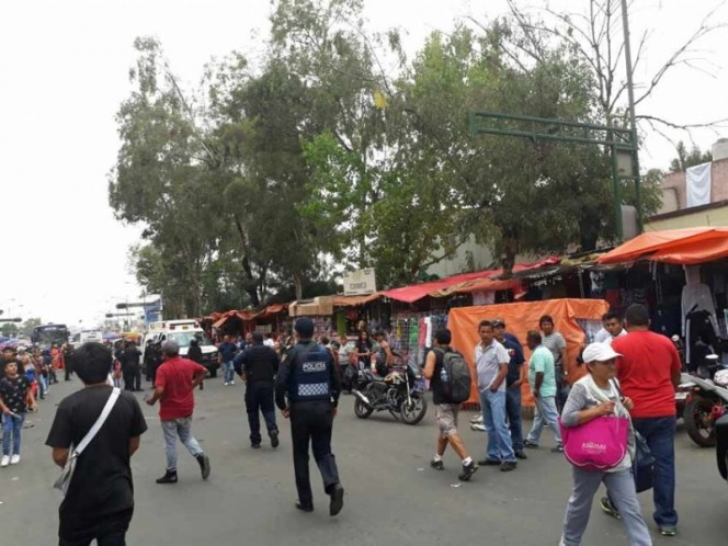 Reportan balacera en Tepito; hay siete heridos