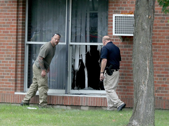 Detonan un explosivo en una mezquita de Estados Unidos