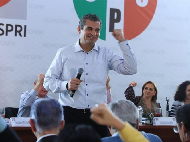 En los momentos más difíciles, el PRI se crece más: Ochoa Reza