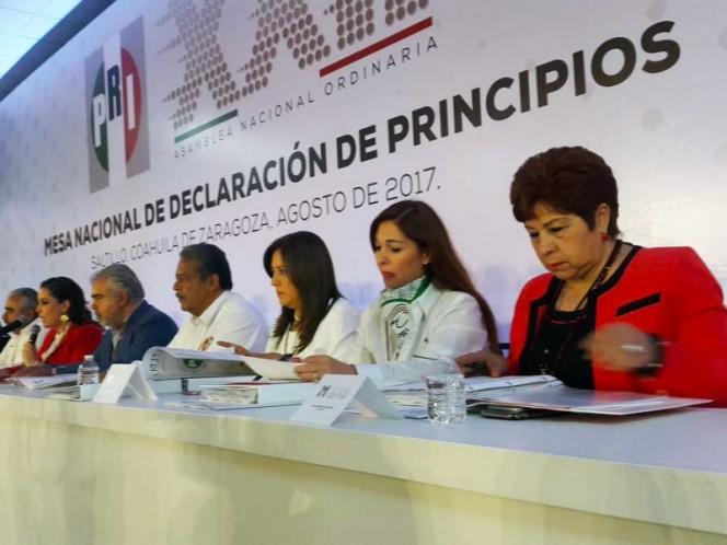 PRI se reúne con magistrados del TEPJF